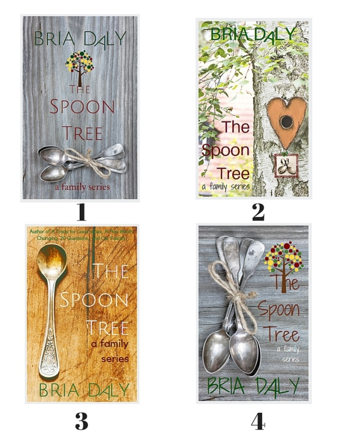 4 spoon tree samples